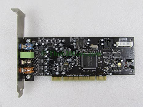 Amazon.com: Creative Labs sb0570 Sound Blaster Audigy SE 7.1 ...