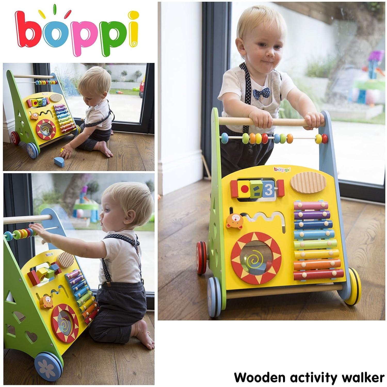 Trotteur Musical en Bois boppi/®