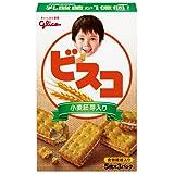 江崎グリコ ビスコ<小麦胚芽入り> 15枚