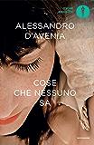 Cose che nessuno sa (Scrittori italiani e stranieri)
