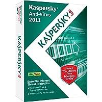 Kaspersky Anti-Virus 2011 (3-User)