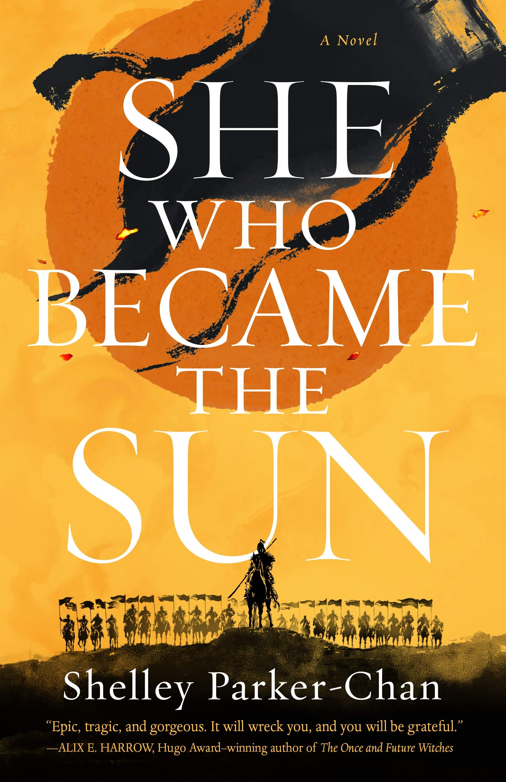 Amazon.com: She Who Became the Sun (9781250621801): Parker-Chan, Shelley:  Books