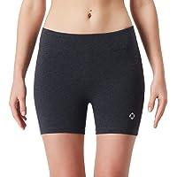 NAVISKIN Pantalón Corto Deportivo para Mujer, Running Pantalones