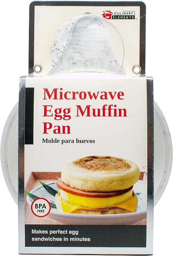 Good Living Microwave Egg Muffin Breakfast Sa