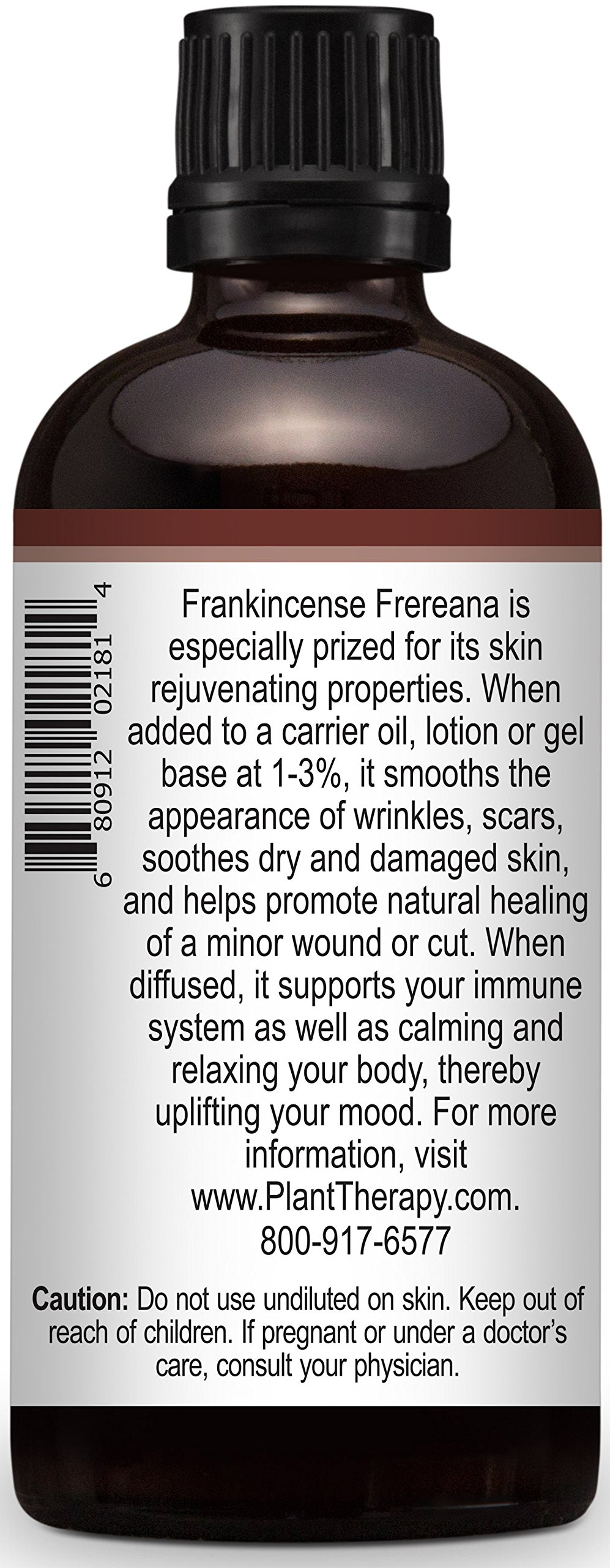 Plant Therapy Frankincense Frereana Essential Oil | 100% Pure, Undiluted, Natural Aromatherapy, Therapeutic Grade | 100 milliliter (3.3 ounce) by Plant Therapy (Image #5)