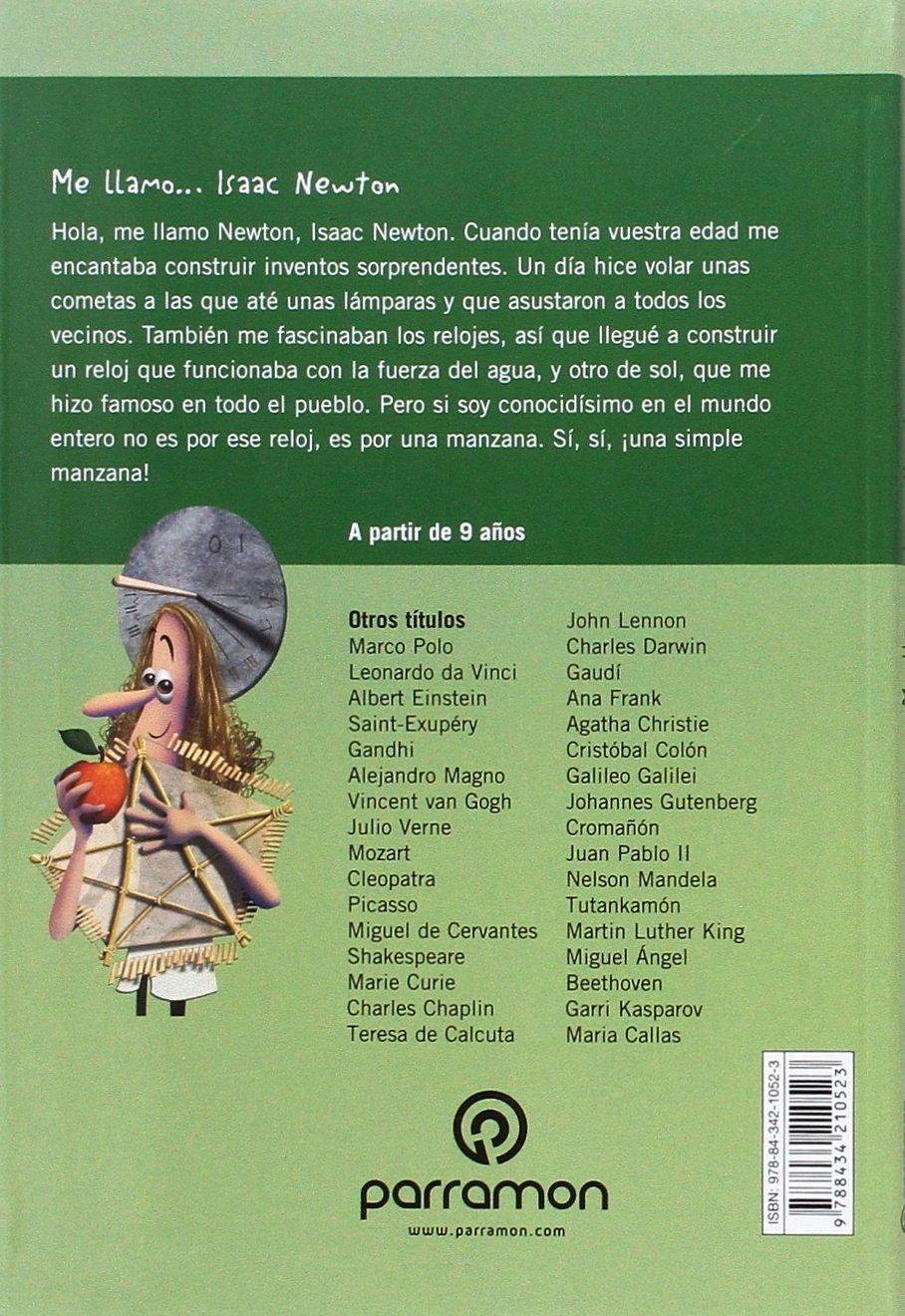 ME LLAMO ISAAC NEWTON: Amazon.es: López, Octavi, Rossia, Fernando ...