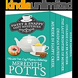 Meredith Potts Cozy Mystery Anthology