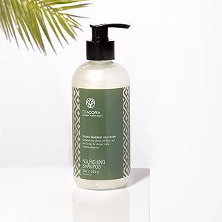 product image for Teadora Sulfate-Free Shampoo, Vegan, Argan Cupuacu Acai Buriti, Gentle, Best for Damaged, Frizzy, Color and Keratin Treated Hair, Moisturizing Shampoo, All Hair Types