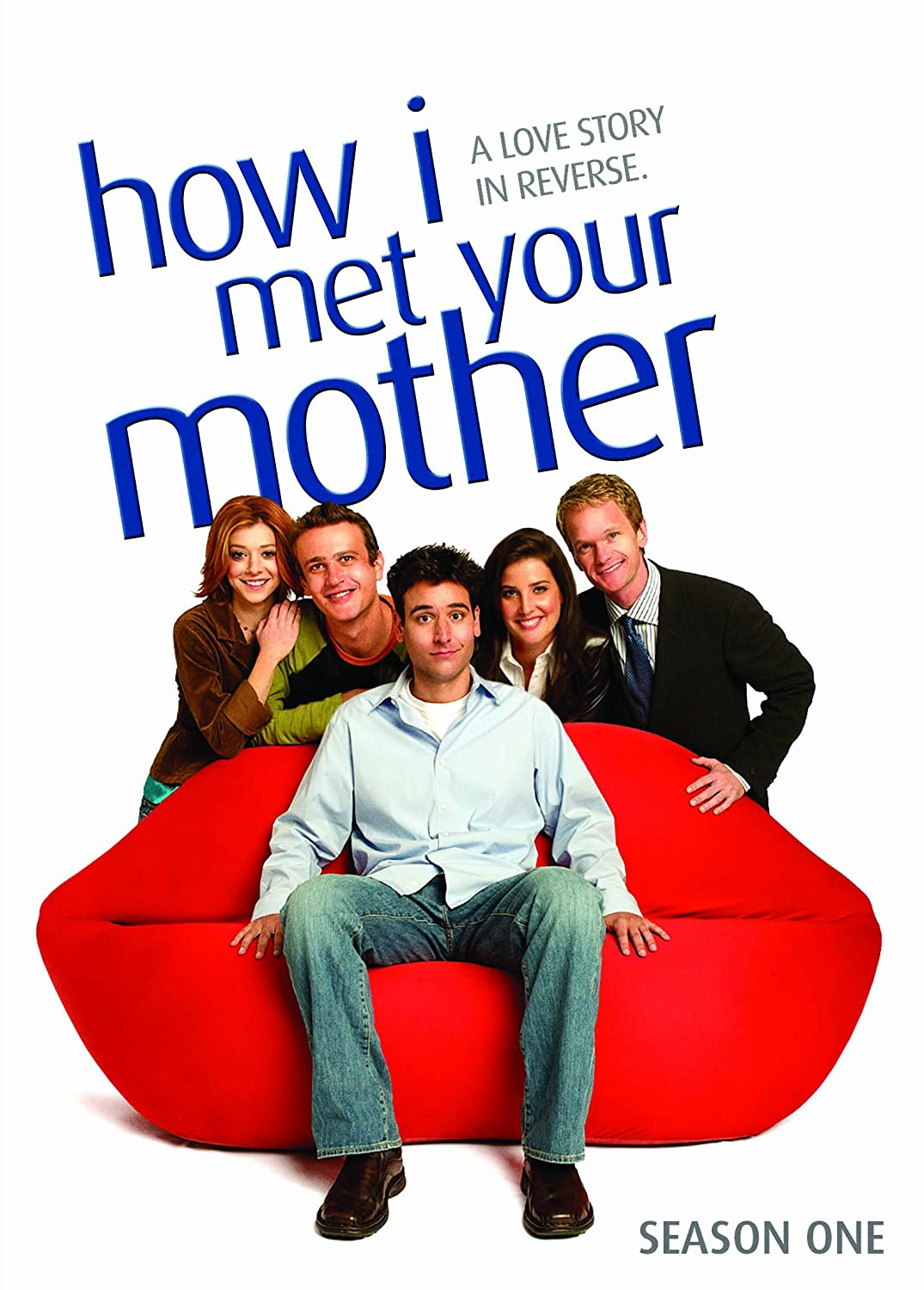 Poster della serie How I met your mother, dimensioni: ca. 30,48 x 20,32 cm