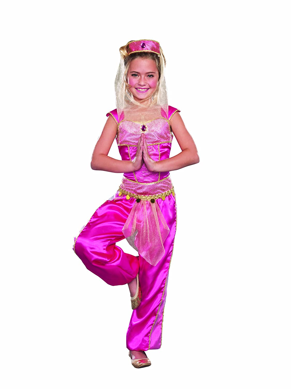 sc 1 st  Amazon.com & Amazon.com: SugarSugar Dream Genie Costume X-Small: Toys u0026 Games