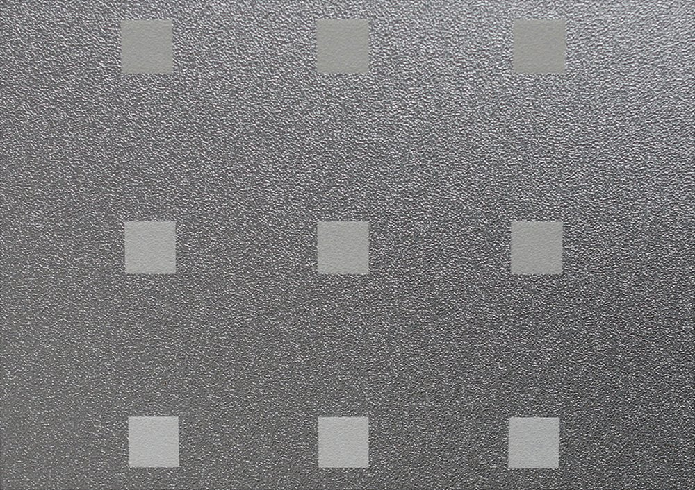 Homeartist正方形ガラス装飾非粘着プライバシーウィンドウフィルム3 ft x 5 ft B00CBF5OYE