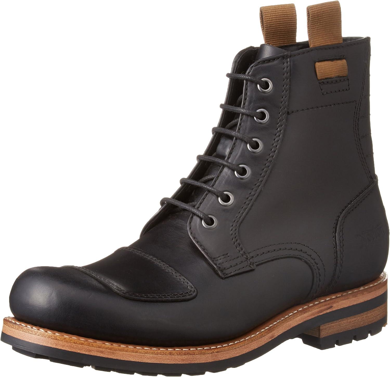 Clarks Men's 261031027 Boots Black