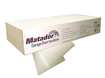 9 foot garage doorMatador Garage Door Insulation Kit Designed for 8 Foot Tall Door