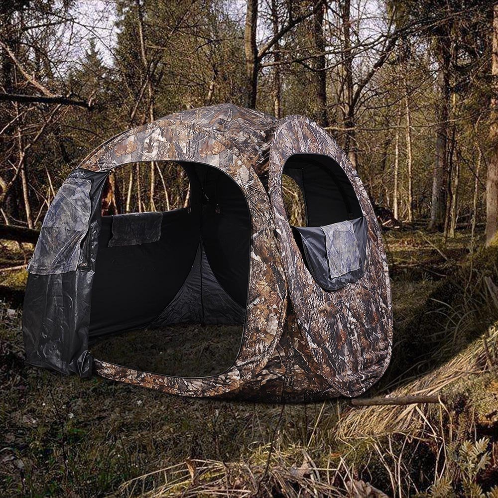 AW Pro Pop Up Hunting Ground Blind