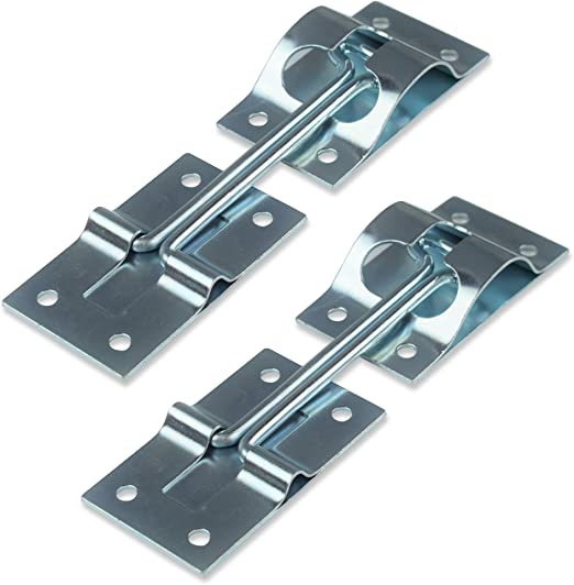 """RV Trailer 4/"""" T-style Entry Door Catch Holder All Metal with Bracket New"""