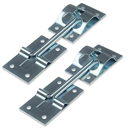 2 Pack 4u0026quot; Inch Metal T Style Door Holder Entry Door Catch Fits RV