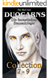 Duocarns - Die fantastischen Sternenkrieger Collection 7-9: Fantasy Roman   Paranormale Romanze   Abenteuerroman (Duocarns Fantasy Serie Sammelband 3)