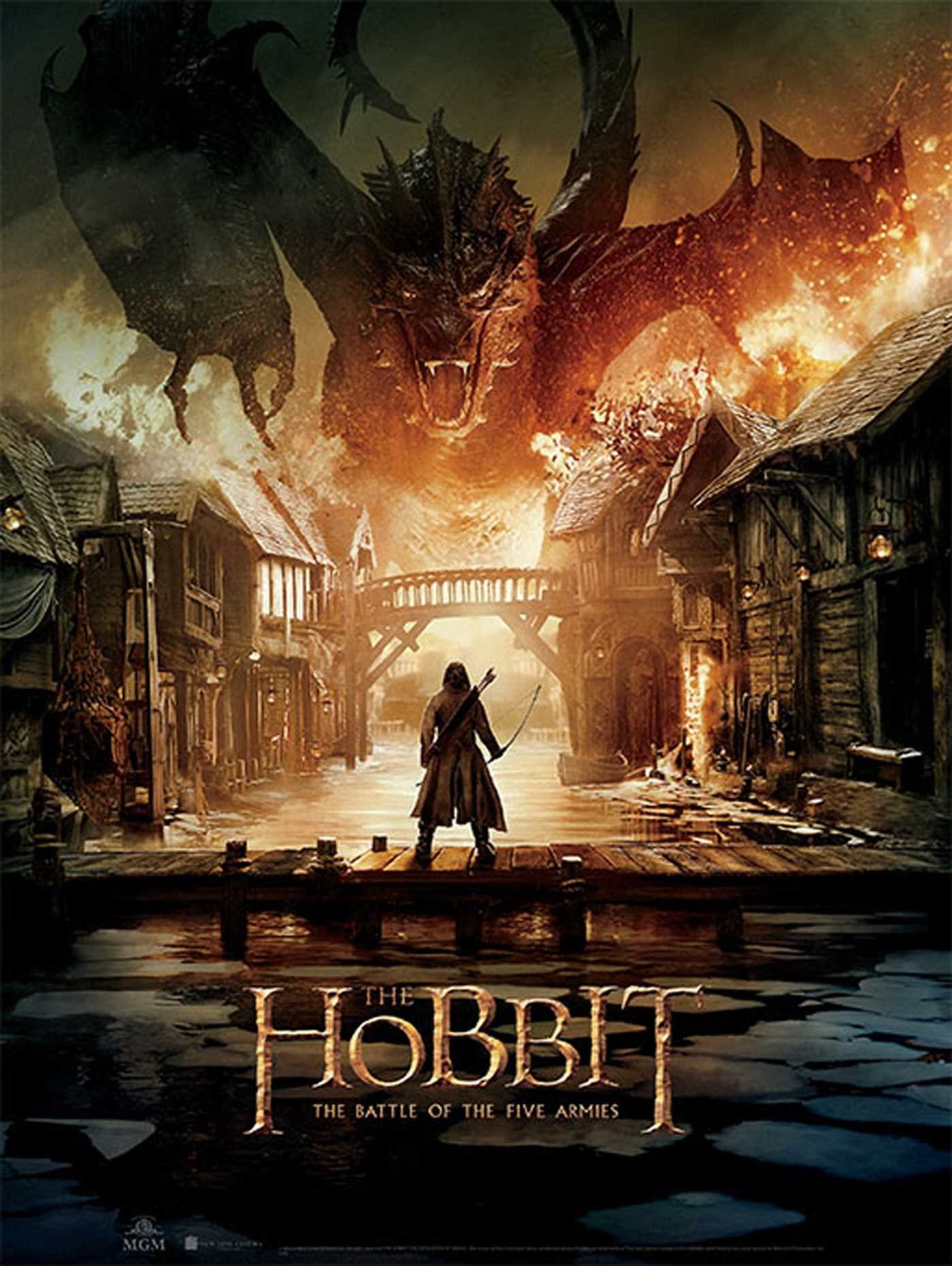 The Hobbit: The Definitive Movie Posters (Insights Poster Collections): New  Line Cinema: 9781608873869: Amazon.com: Books