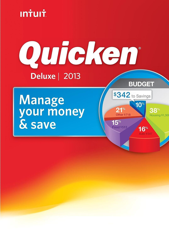 Amazon com: Quicken Deluxe 2013: Video Games