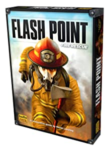 Indie Boards and Cards Flash Point Fire Rescue 2nd Edition