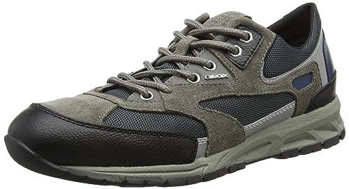 Geox U Delray A, Zapatillas para Hombre: Amazon.es: Zapatos y complementos