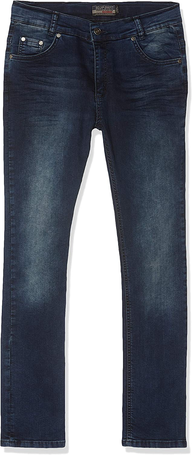 Ultrastretch Jeans Blue Effect Jungen 0226-Skinny