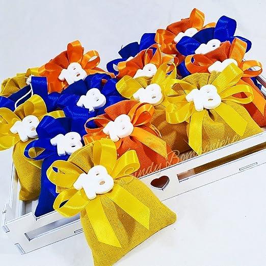 Tartas Bandeja porta bolsas colores para 18º cumpleaños de ...