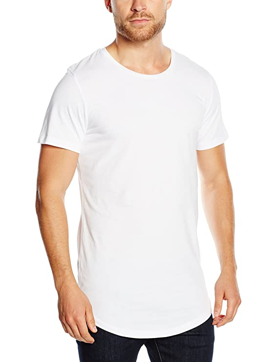 Mens Jjebas Tee Ss U-Neck Noos T-Shirt Jack & Jones High-Quality Cheap Free Shipping Cheapest Comfortable q2cSopH