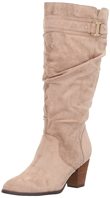 0af99fbac61 Dr. Scholl s Women s Devote Wide Calf Riding Boot
