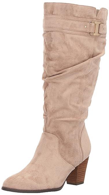 12bb8e05667c Dr. Scholl s Women s Devote Wide Calf Riding Boot