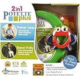 Kalencom Mr. Petey Potette Potty Training Kit, Green