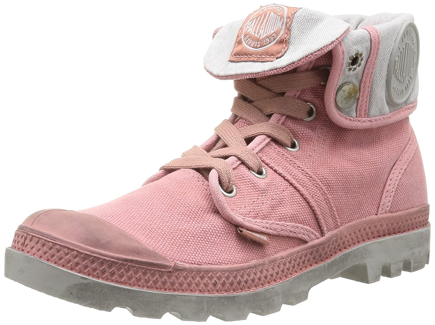 Old pink Vapor Palladium Women's Pallabrouse Baggy Chukka Boot