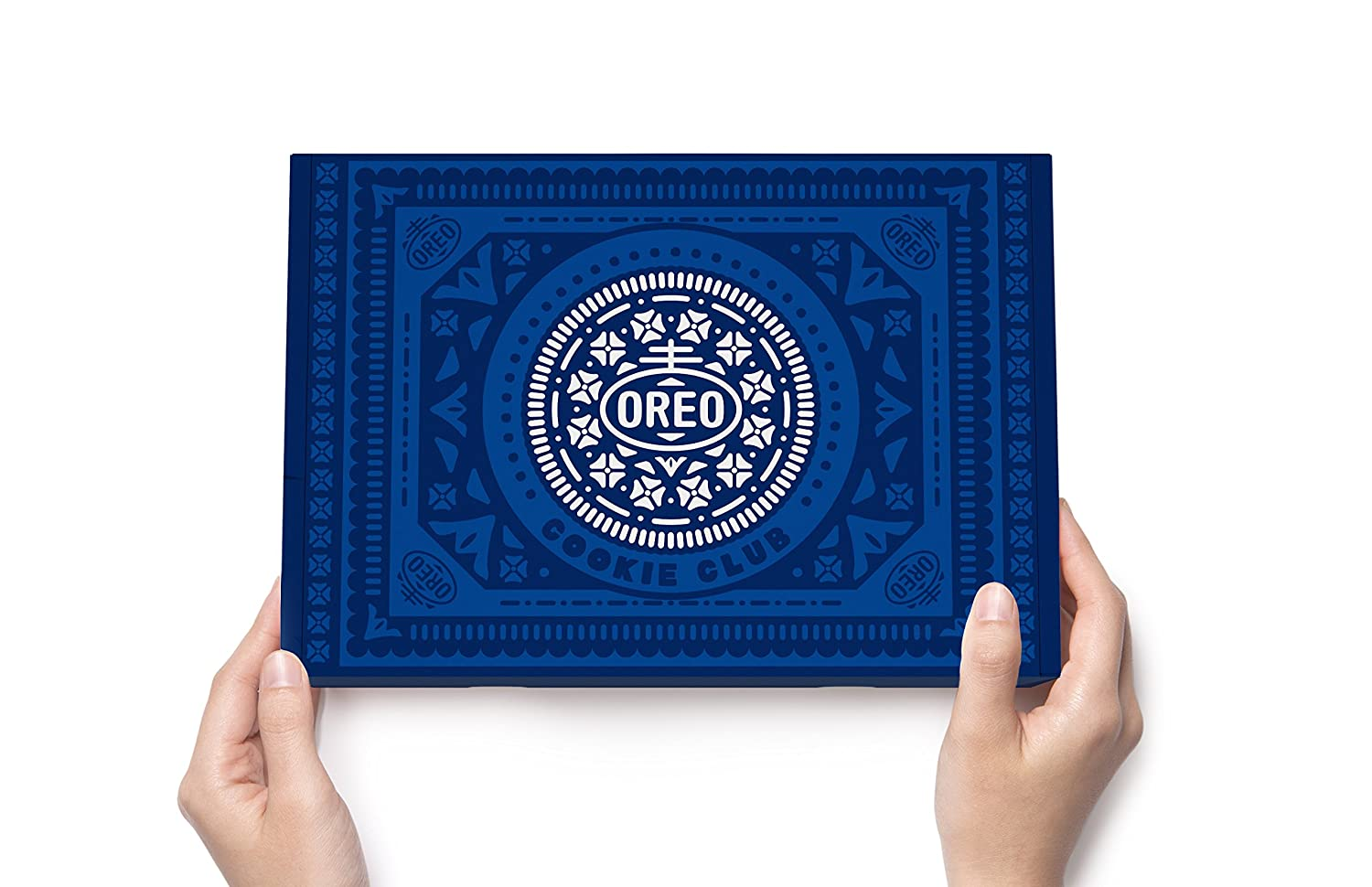 Oreo Cookie Club Subscription Box Oreo Of The Month Gift 3 Month Subscription