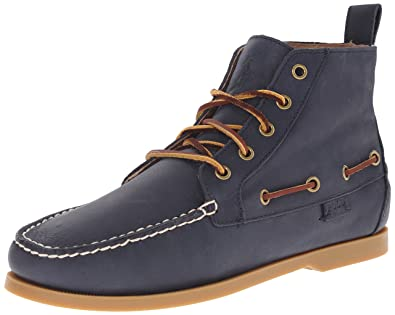 Amazon.com | Polo Ralph Lauren Men's Barrott Oxford | Chukka