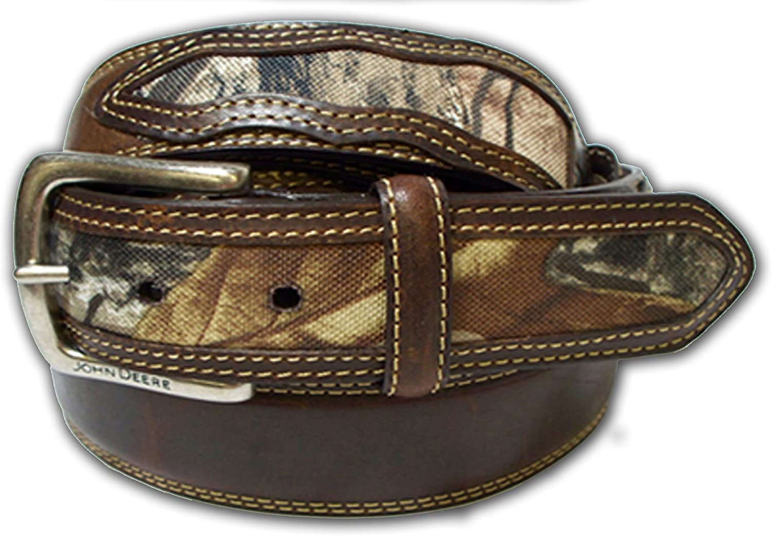 Great Looking Brand New Ladies John Deere Camo Belt Size Medium