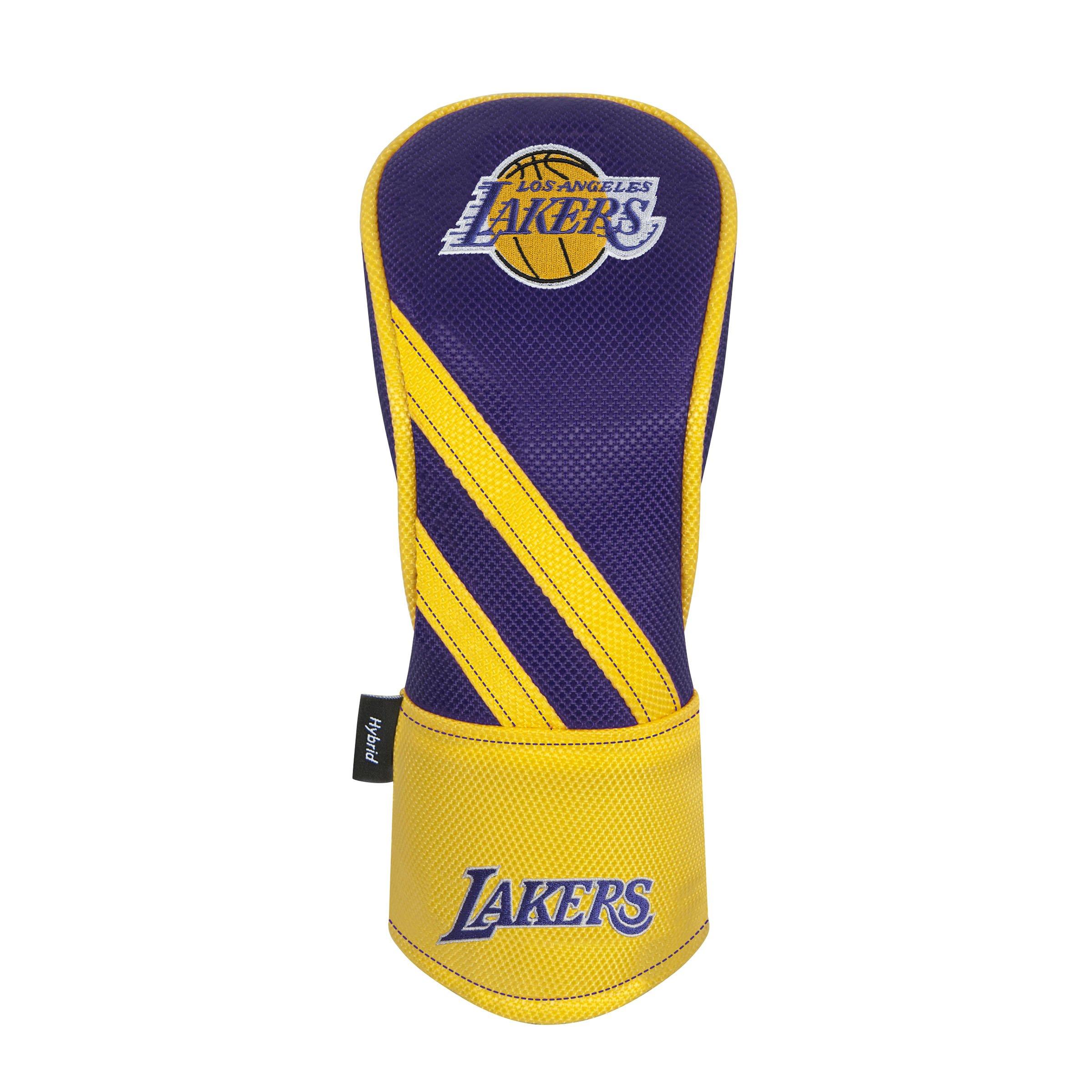 Team Effort NBA Los Angeles Lakers LA Lakers Individual Hybrid Headcoverindividual Hybrid Headcover, NA