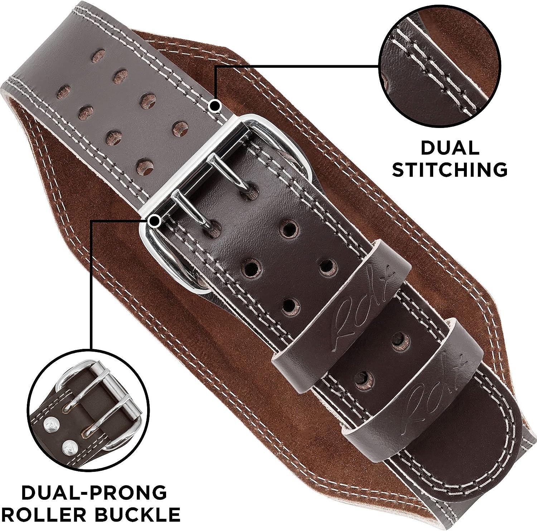 10 cm de large Erhard Sport Haltérophile-ceinture taille M en cuir véritable Solde