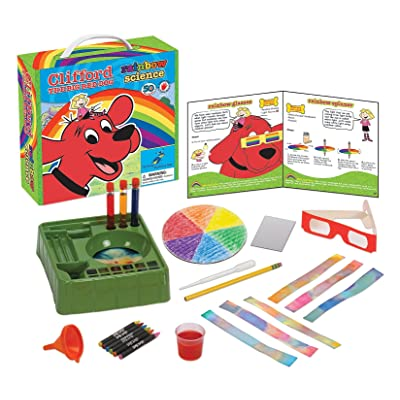 Clifford Rainbow Science: Toys & Games