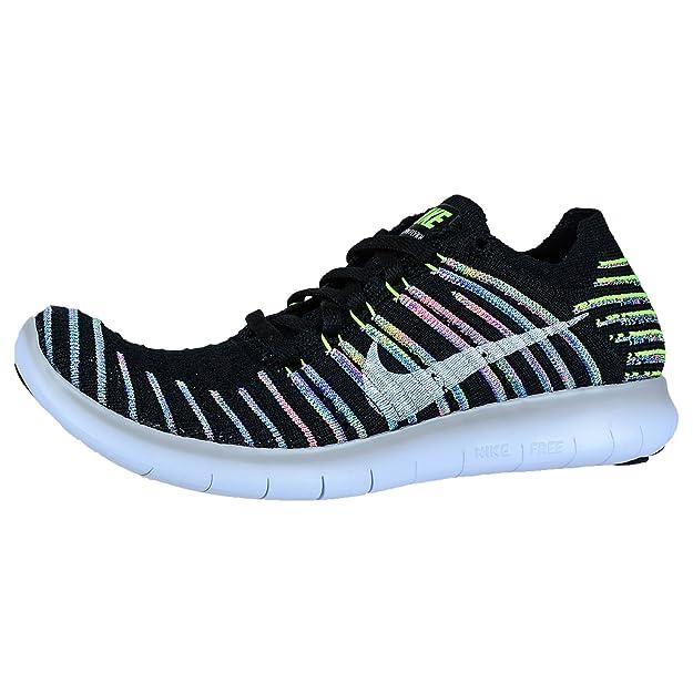 Nike 831070-003, Zapatillas de Trail Running para Mujer, Negro (Black/White/Volt/Blue Lagoon), 37.5 EU: Amazon.es: Zapatos y complementos