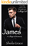 James (The College Girl Series Book 2)
