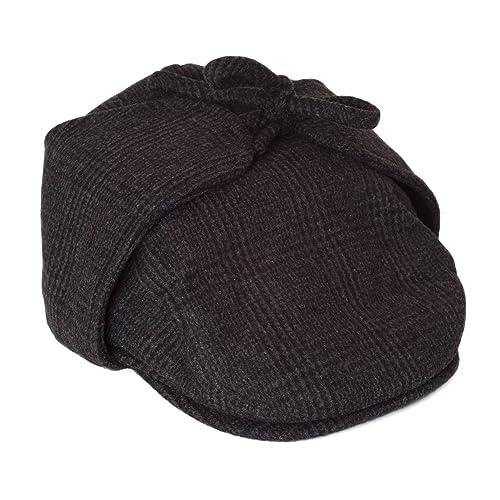 Deerstalker Gorra Sherlock Holmes Sombrero