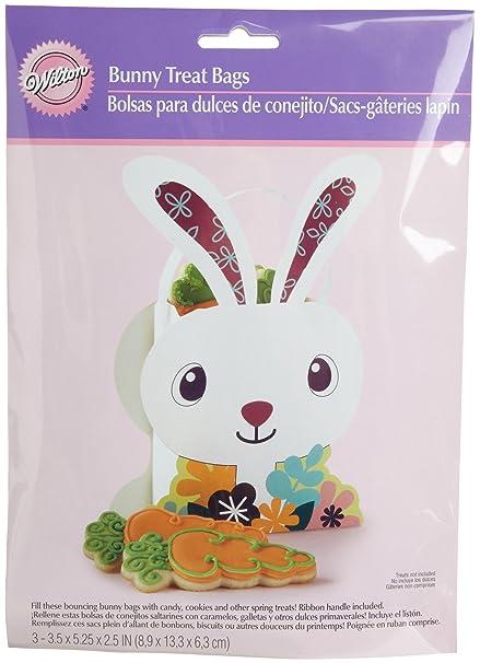 Wilton Bunny Treat Bags