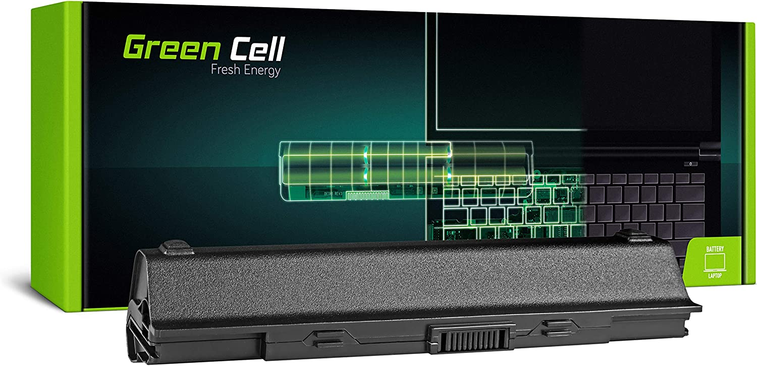 Green Cell® Extended Serie A32-UL20 Batería para ASUS EEE PC 1201 ...