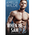 When He Saw Me (Wounded Hearts Book 3)
