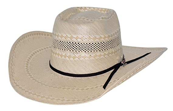 45088ab4 Amazon.com: MonteCarlo Hat Co PBR Gleason 100X Straw Hat: Clothing