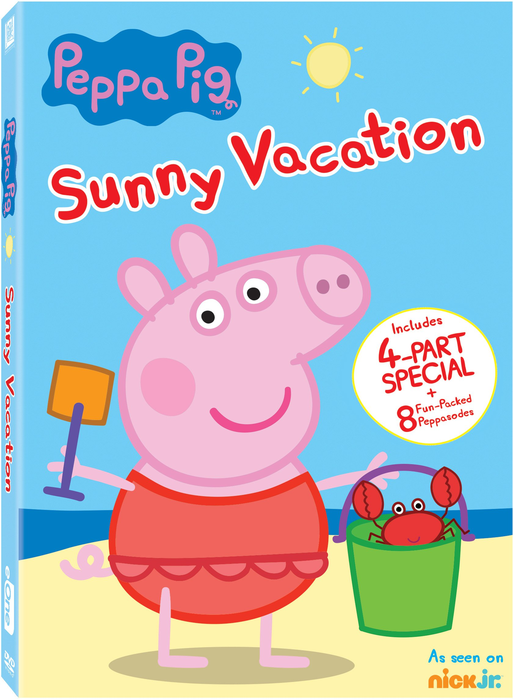 Peppa Pig: Sunny Vacation 2