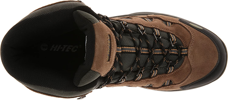 Hi Tec Men's Bandera Mid Waterproof Hiking Boot