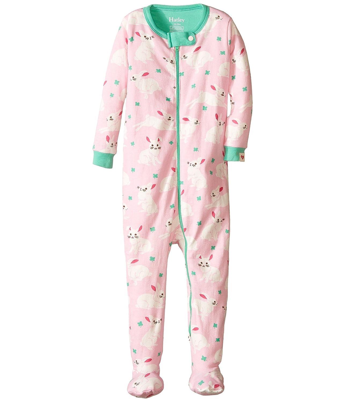 公式の  [ハットレイ] Hatley Kids Bunnies ガールズ Spring ガールズ Bunnies 18 Footed Coverall (Infant) パジャマ [並行輸入品] 18 - 24 Months ピンク B01D48OAHI, 靴下924足:d9f8b9e7 --- a0267596.xsph.ru