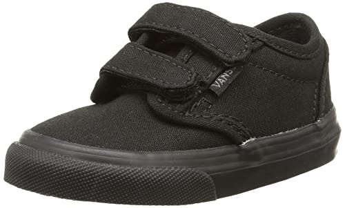 208c2fa7d8 Vans Toddlers Atwood V (Canvas) Skate Shoe Black Black 6 M US Toddler