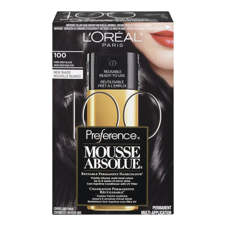 Amazon.com : L\'Oreal Paris Superior Preference Mousse Absolue, 100 ...